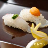 つま美 - 明石産の天然鯛と剣先イカ