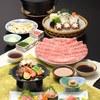 木曽路 - 料理写真:海鮮陶板焼としゃぶしゃぶコース