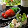 ジューバン - 料理写真:各種サラダ