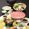 木曽路 - 料理写真:海鮮陶板焼きとしゃぶしゃぶコース