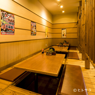 広島ならではの宴会、仲間の門出と新しい出会いを地元の味で