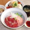 菜々家 - 料理写真:【期間限定】鮪とタタキねぎとろの欲張り丼