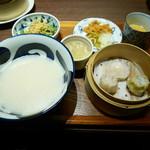 中国菜エスサワダ - 飲茶ランチ