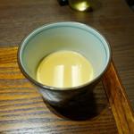中国菜エスサワダ - パンナコッタ仕立ての杏仁豆腐
