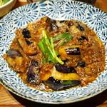 中国菜エスサワダ - 麻婆茄子