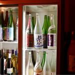 納屋橋かりんとう - 日本酒いろいろ