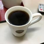 おばちゃん八百屋 - コーヒーもサービスしてもらいましたよ(^o^)/