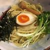 ありがたいが - 料理写真:鶏葱和風醤油つけ麺☆★★☆300g