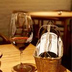 Point - ドリンク写真:グラスワイン(赤)