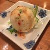 風土旬彩 伊吹 - 料理写真:お通しのポテトサラダ