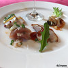 香港ダイニング - 料理写真:皮付き豚バラ肉のロースト、真鯵、鴨ロースに皮蛋