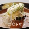 天壇  - 料理写真:手練りの麺ならではの食感を楽しむ『天壇特製 冷麺』