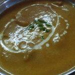 インドカレー カマナ - チキンカレーです。