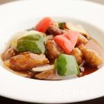新中国料理 HARAKAWA - どこにも負けない! 自慢の『HARAKAWA流 特製酢豚』