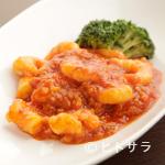 新中国料理 HARAKAWA - ぷりぷりの食感『海老のチリソース』