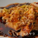 老麻火鍋房 - ふんわりとした鶏肉としびれる辛さが魅力『よだれ鶏』