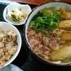 うどん・そば 大隈 - 料理写真: