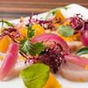 ヴィネリア ティ・ヴイ・ビー - 料理写真:お魚のカルパッチョ