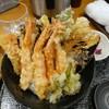 宝 - 料理写真:えび天丼