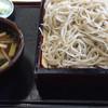 さらしん - 料理写真:鴨せいろ ¥800-
