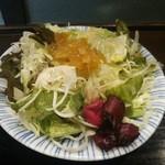 関辻屋 - サラダ