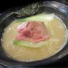 丿貫 - 料理写真:鮮魚白湯そば