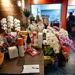 市松 - 開店祝いの鉢花
