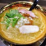 市松 - 鶏白湯