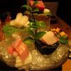 鯛めし 銀まる - 料理写真:刺身盛り合わせ