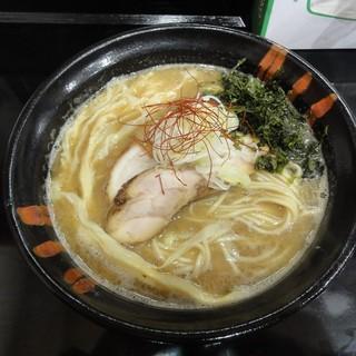 雁木 - 料理写真:魚節醤油拉麺