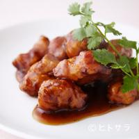 シェフス - まろやかな酸味と甘さが決め手の『黒酢豚』