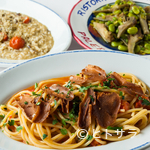 トラットリア シチリアーナ・ドンチッチョ - 四季を通じてシチリア島の味を再現
