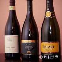 ICARO miyamoto - 95%のイタリアワインと5%のブルゴーニュワイン