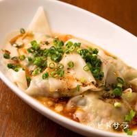 琉球チャイニーズ TAMA - 担々麺の味付けをイメージ『茹でワンタン』