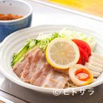 うまいもん屋 五エ門 - 徳山で本場広島の味わいを堪能『広島風ピリ辛つけ麺』
