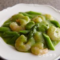 中国四川料理 梅香 - 爽やかな風味が際立つ『エビの青山椒ソース』