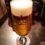 スペインバルバルエルソル - 生ビール