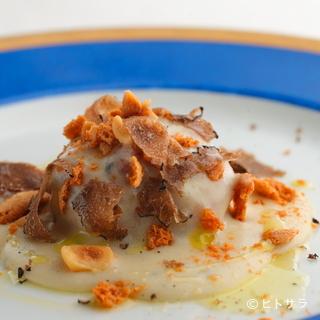 厳選した国産食材を使ったピエモンテ料理が【ラ・チャウ】流