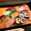 ふみ寿し - 料理写真:ランチ 佐田岬 780円 吸物付