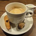 La Coccinella - アフターコーヒー