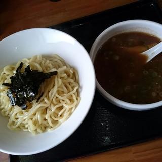 サクラ - 料理写真:鯛だしつけ麺大盛(釜揚げ)780円+120円