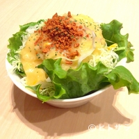 十勝豚丼 いっぴん - 豚丼と野菜でバランス良く!そんな方のためにサラダもご用意