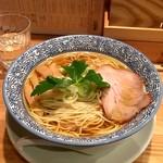 仙台中華蕎麦 仁屋 - 中華蕎麦(大盛)