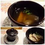 四季彩家 ろく - ◆ぶり大根・・おでん出汁で煮こまれているそうですが、よく味が浸みていました。