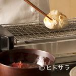 和菓子薫風 - お客さん同士が自然に交流できる憩いの場