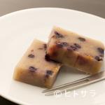 和菓子薫風 - 辛口で華やかな味わいの日本酒と好相性『スパイスの白羊羹』