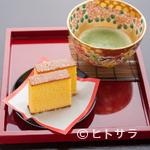 江久庵 - ゆったりと時が流れる空間で楽しむ、甘味とお茶