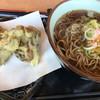 甘楽パーキングエリア(下り線)スナックコーナー - 料理写真:舞茸天そば