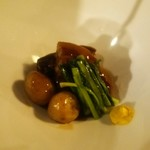 MORI-MESHI 小田原 - 豚肉のトロトロ煮。