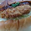 boulangerie JOE - 料理写真:メンチカツサンド